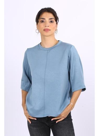 Female Project Bluz Mavi
